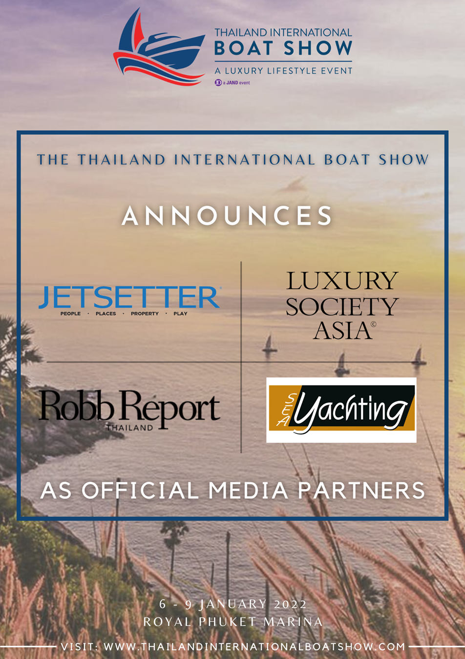 Media Partners Thailand International Boat Show